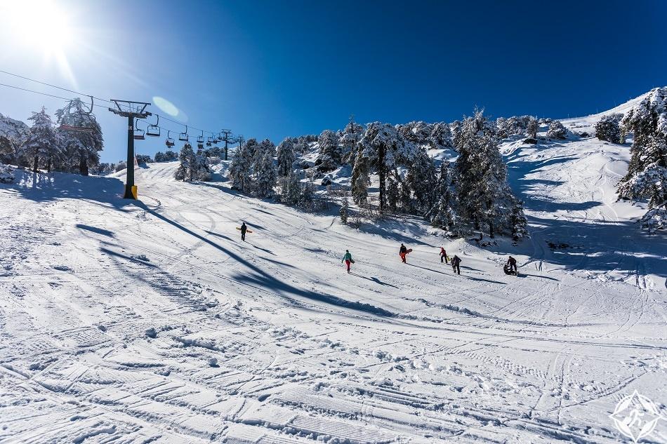 قبرص في الشتاء