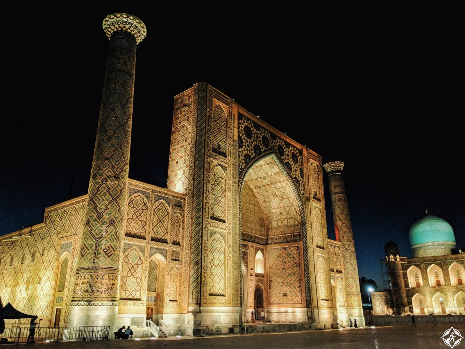السياحة في أوزبكستان